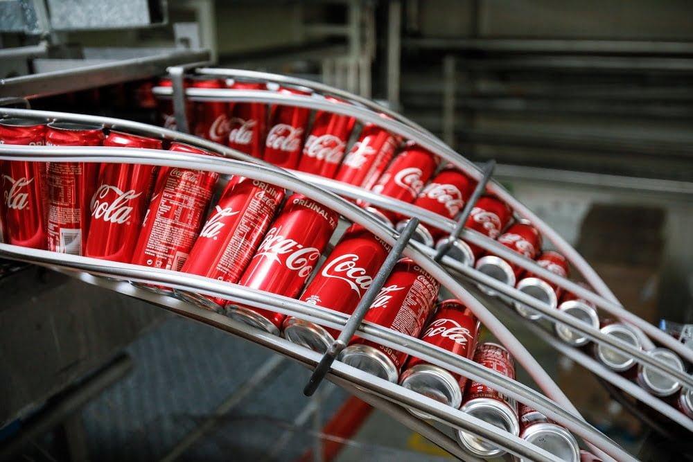 """Coca-Cola İçecek """"Üstün Destek Ödülü""""nün sahibi oldu"""