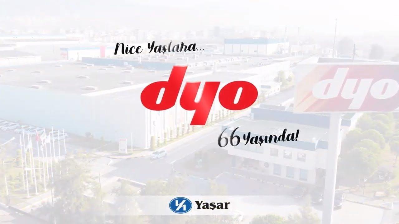 dyo 66. kuruluş yılını kutluyor