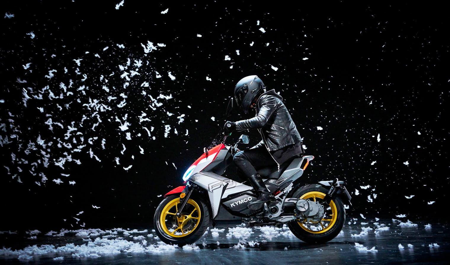 KYMCO F9, Elektrikli Motosiklet Algısını Kökünden Değiştirmeyi Hedefliyor!