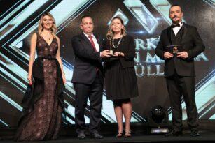 """OYAK Grup Sigorta, """"Yılın Sigorta Broker Markası"""" ödülünü aldı"""