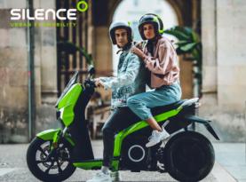 Premium Elektrikli Motosiklet Markası Silence Türkiye'de!