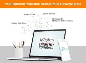 Tüpraş, Yeni Müşteri Bildirim Yönetim Sistemini Devreye Aldı