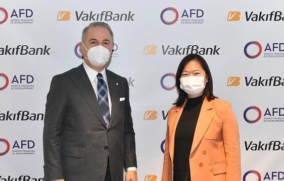 AFD'den VakıfBank'a 200 milyon Euro kredi