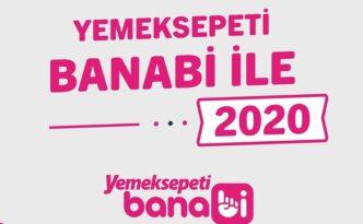 Yemeksepeti Banabi'den 2020'nin Hızlı Online Market Alışveriş Trendleri