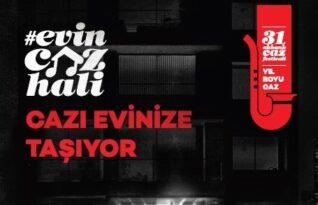 Evin Caz Hali Konserleri 2021'de de Devam Ediyor