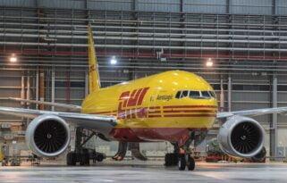 DHL Express havacılık ağını güçlendiriyor