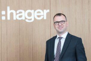 Hager'den tek dokunuşla uzaktan enerji yönetimi