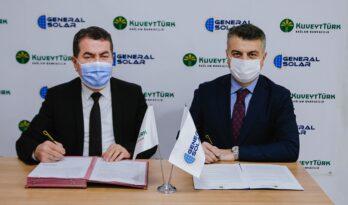 Kuveyt Türk ile Generalsolar'dan enerji işbirliği