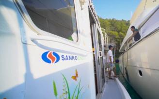 Sanko Enerji TURMEPA I teknesinin sürdürülebilirlik raporları yayınlandı