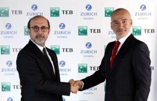 Zurich Sigorta ve TEB İş Birliği 10 yıl daha sürecek