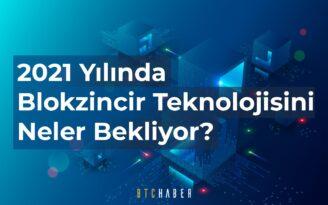 Finans şirketlerinin Blokzincir ve Kriptopara beklentileri