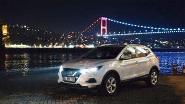 SUV'un Öncüsü Nissan Qashqai,  2021'e Lider Başladı