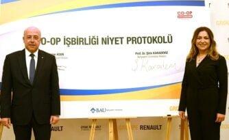 Oyak Renault ve Bahçeşehir Üniversitesi'nden önemli iş birliği