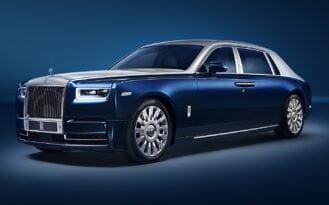 Gerçek Lüksün Nadir Hali Rolls-Royce The Koa Phantom