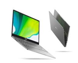 Yeni Acer Swift 3, Dikey Ekranı ile Fark Yaratıyor