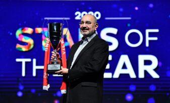 """Yıldız Holding """"Senenin Yıldızları Ödül Töreni"""" düzenledi"""