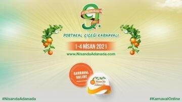 Adana 9. Portakal Çiçeği Karnavalı Başlıyor