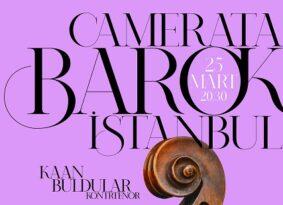 Camerata Barok İstanbul İş Sanat'ta