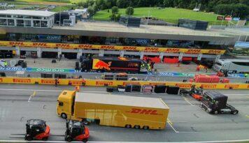 DHL ve Formula 1 yeni yarış sezonu öncesi sözleşme yeniledi