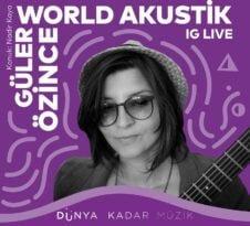 Yapı Kredi Bomontiada'da Güler Özince'den akustik performans