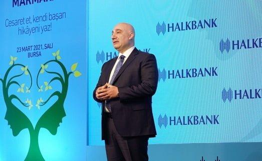 Halkbank, kadın girişimciler için özel birim kurdu