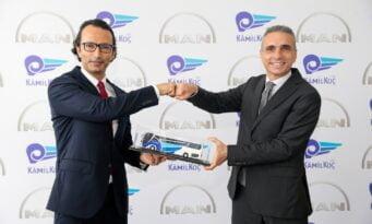 MAN ve Kamil Koç'un 'Yol Arkadaşlığı' 2021'de sürüyor