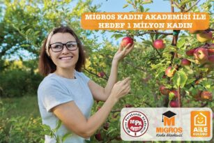 Migros Kadın Akademisi ile hedef 1 milyon kadın