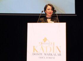 Kadın Dostu Markalar Özel Ödülleri' töreni gerçekleşti