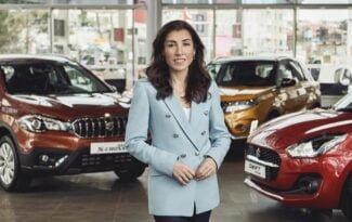Suzuki Akıllı Hibrit SUV Ailesi Türkiye'de!