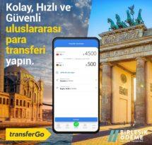 TransferGo ve Birleşik Ödeme İş Birliğiyle Artık Türkiye'de