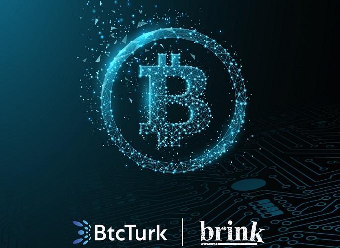 BtcTurk'ten, Bitcoin Geliştirme Platformu Brink'e 210 Bin Dolarlık Fon