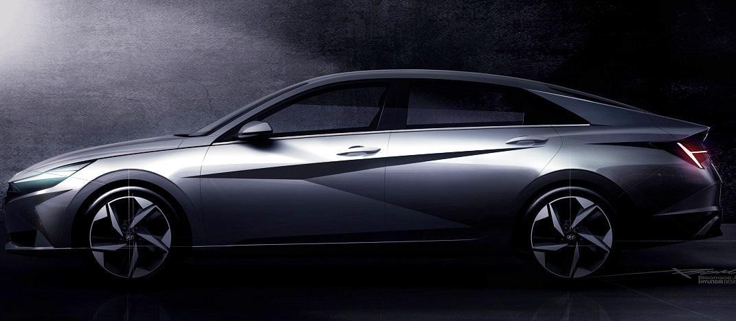 Hyundai Yeni ELANTRA Gün Sayıyor.
