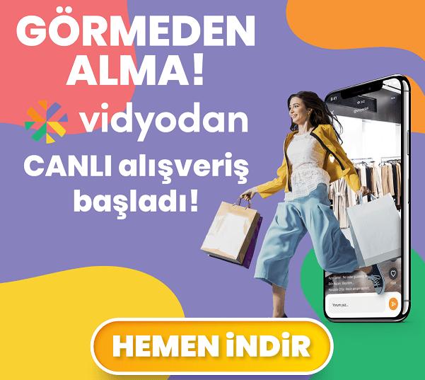Türkiye'de ilk!