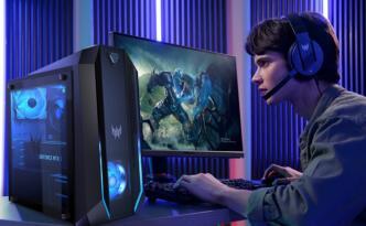 Acer, masaüstü oyun bilgisayarlarını güncelledi