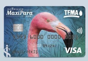 İş Bankasından Doğasever MaxiPara Kart