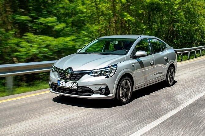 Renault Taliant ilk kez Türkiye'de sahne alıyor