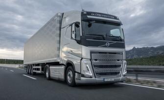 Volvo Trucks, yeni nesil kamyonu Volvo FH'in tanıtımını gerçekleştirdi
