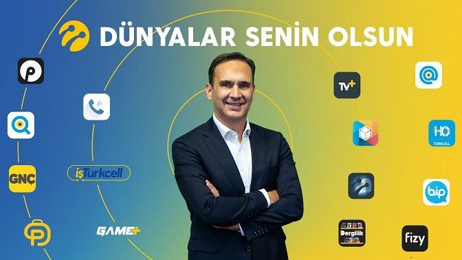 Turkcell'in dijital çağı 'resmen' başladı