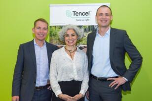 """Lenzing'den yenilikçi elyaf tanıma teknolojisi """"TENCEL™"""""""