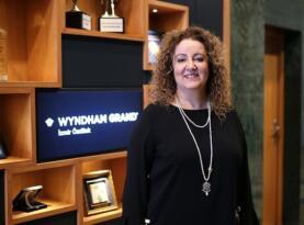 """Wyndham Grand İzmir Özdilek'e 4. kez """"Best Of"""" Ödülü"""