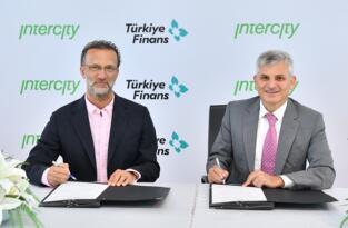 Türkiye Finans ve Intercity'den iş birliği