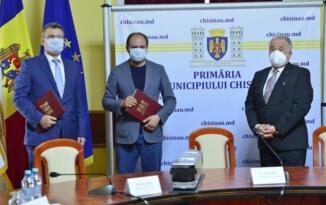 Anadolu Isuzu 100 adetlik Moldova Kişinev ihalesini imzaladı
