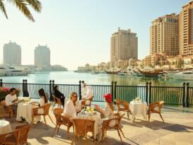 Katar ziyaretçilere kapılarını yeniden açıyor