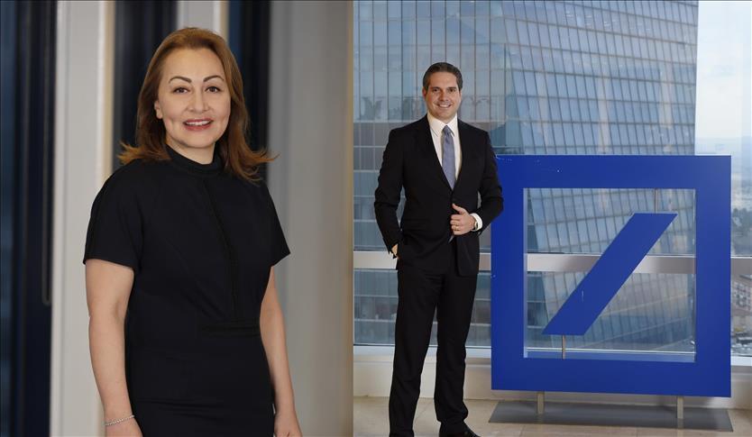Akbank ve Deutsche Bank'tan repo işlemi!