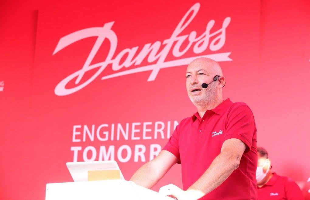 Danfoss gücünü ikiye katladı