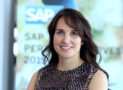 SAP Türkiye'de üst düzey atama