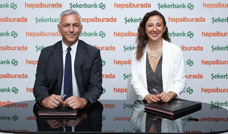 Kadınlara Hepsiburada ve Şekerbank'tan 250.000 TL'ye kadar destek