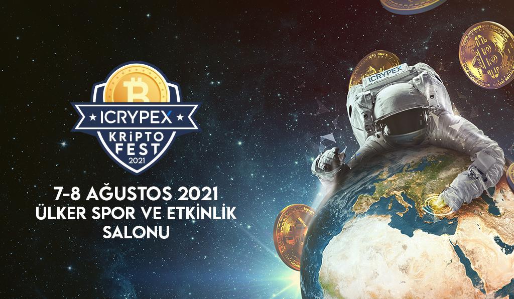 ICRYPEX Kripto Fest 2021'e Geri Sayım Başladı
