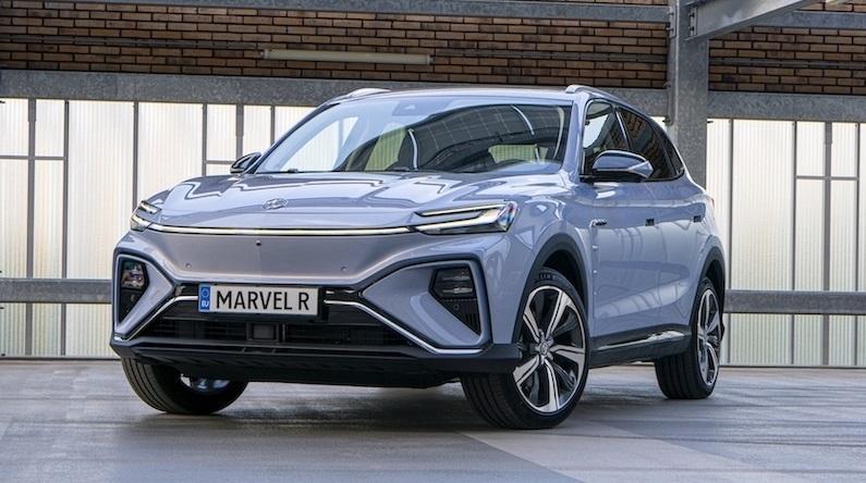 MG'nin SUV Modeli Marvel R Electric 2022'de Türkiye'de!