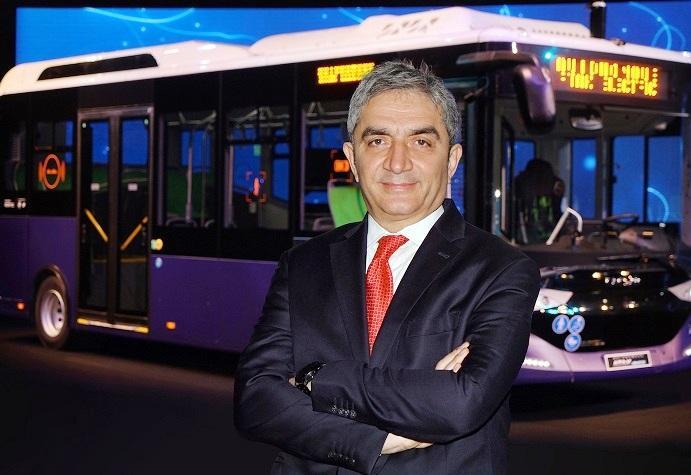 Karsan'dan Türkiye'nin En Büyük Elektrikli Otobüs Anlaşması